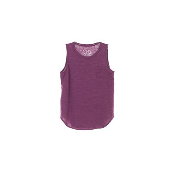Chaser LA Girls Purple Tank