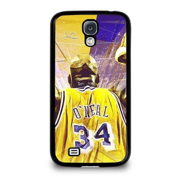 SHAQUILLE O'NEAL LA LAKERS Samsung Galaxy S4 Case Cover