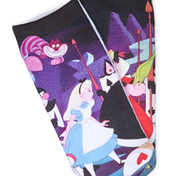 Alice In Wonderland™ Socks