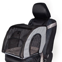 Travel Safety Carrier Pet Car Seat - Medium