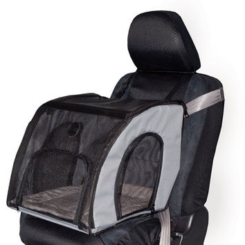 Travel Safety Carrier Pet Car Seat - Small