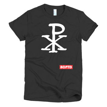 "Women's ""Chi Rho"" T-Shirt"