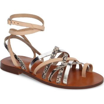Topshop Fizzy Strappy Sandal (Women) | Nordstrom