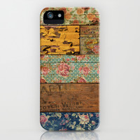 Barroco Style iPhone & iPod Case by Maximilian San