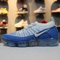 Nike Air VaporMax Flyknit 849557-500 Sport Running Shoes - Best Online Sale