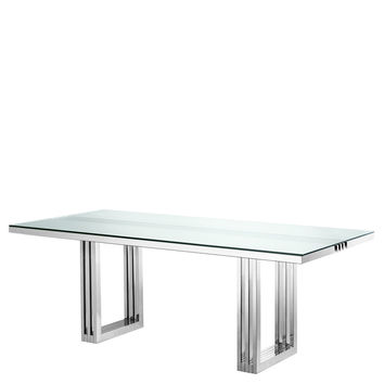 Rectangular Dining Table Eichholtz Garibaldi