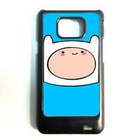 Galaxy S2 Case Galaxy S II Case Finn Adventure by KeepCalmCaseOn