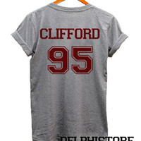 michael clifford shirt 5 seconds of summer t-shirt sport grey printed unisex size (DL-64)