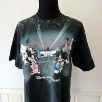 Vintage Mickey and Minnie Mouse T-Shirt 1980s