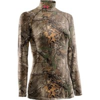 Under Armour® Women's EVO Scent-Control Mock : Cabela's