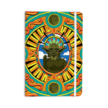 "Roberlan ""Darth Yoda"" Star Wars Everything Notebook"