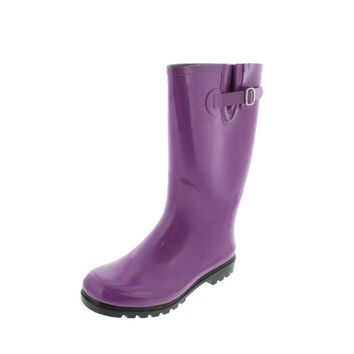 Nomad Footwear Womens Puddles Knee-High Wellington Rain Boots