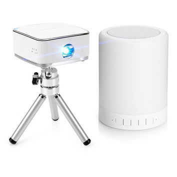 Mobile Bluetooth Smartphone Projector