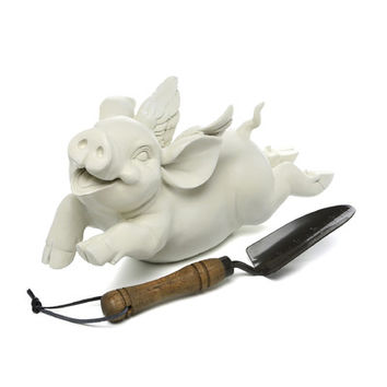Design Toscano If Pigs Had Wings Statue