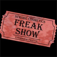 Freak Show Palette **BACK ORDERED** Read Description