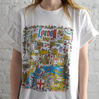 London Tourist Tee - XL