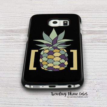 Pineapple In Brackets Design  iPhone Case Cover for iPhone 6 6 Plus 5s 5 5c 4s 4 Case