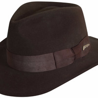 Indiana Jones Wool Fedora