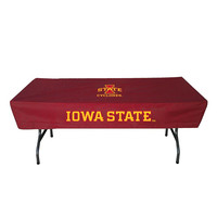 Iowa State Cyclones NCAA Ultimate 6 Foot Table Cover
