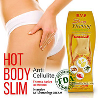 Anti Cellulite Intensive Fat Burning Cream Gel Firm Hot Body Slim Weight Loss
