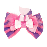 Disney Alice In Wonderland Cheshire Cat Cosplay Hair Bow