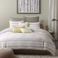 Ink+Ivy Lakeside Cotton 3-piece Comforter Set | Overstock.com Shopping - The Best Deals on Comforter Sets