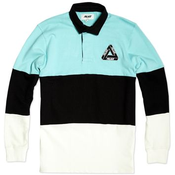 Palace Rugby Polo Shirt