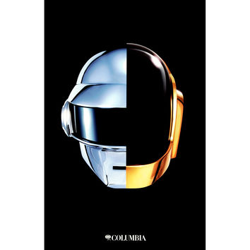 Daft Punk - Domestic Poster