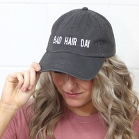 Bad Hair Day Cap {Charcoal}