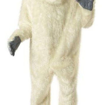 Abominable Snowman Adult Costume