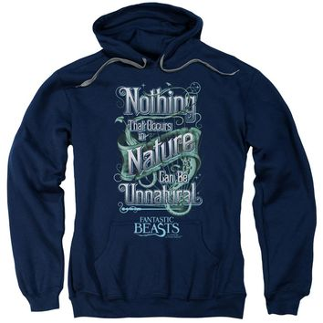 Fantastic Beasts - Unnatural Adult Pull Over Hoodie Officially Licensed Apparel