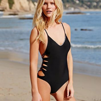 One Piece, Sexy Swimsuit for the Beach Wear @SheShopper.com
