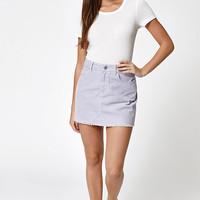 PacSun Lavender Corduroy Mini Skirt at PacSun.com