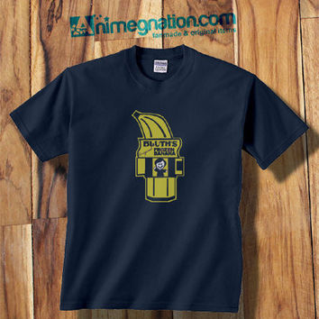 Funny 50's style Arrested Development Bluth Banana Stand Always Money In The Banana Stand T-Shirt