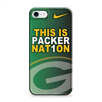 Green Bay Packers nat1on iPhone 6 | iPhone 6S case