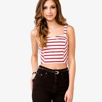 Sweetheart Crop Top | FOREVER 21 - 2028504596