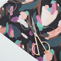 Night Lily Gift Wrap by Moglea for Of a Kind