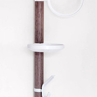 Clip Tree Solo 3 (Walnut|Hoop) White