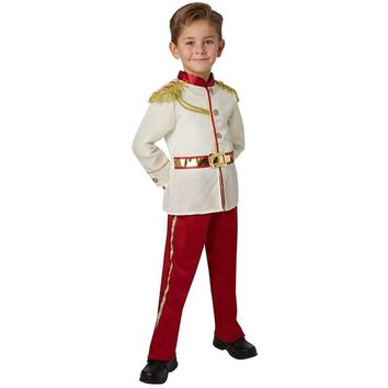 Middle Ages Noble Royal Prince Charming Costume