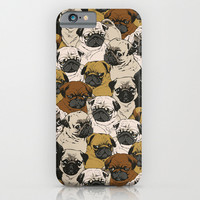 Pugs iPhone, iPod, Samsung Galaxy, HTC iphone case