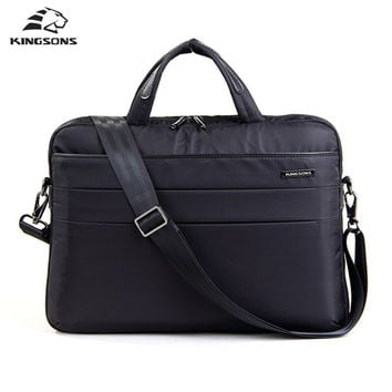 Notebook Computer Laptop Fashion Waterproof Bag for Women Shoulder Messenger Bags Ladies Girls Handbag