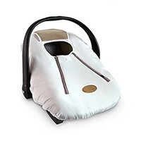 Cozy Cover - Infant Car Seat Cover (Alpine White)