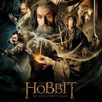 The Hobbit:The Desolation of Smaug (2013) 001 27 X 40 Poster