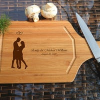 kikb635 Personalized Cutting Board lovers wedding gift anniversary