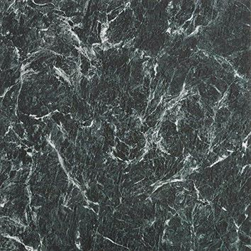 Park Avenue Collection Majestic Vinyl 18x18 2.0mm Floor Tile #1805 Verde Green Marble - 10 Tiles
