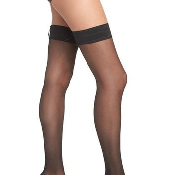 Wolford Stay-Up Stockings | Nordstrom