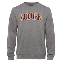 Auburn Tigers Arch Name Sweatshirt - Gunmetal