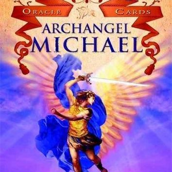 Archangel Michael Oracle Cards TCR CRDS/P