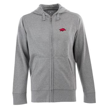 Arkansas Razorbacks Signature Fleece Hoodie