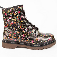 Guns and Roses Combat Boot $42